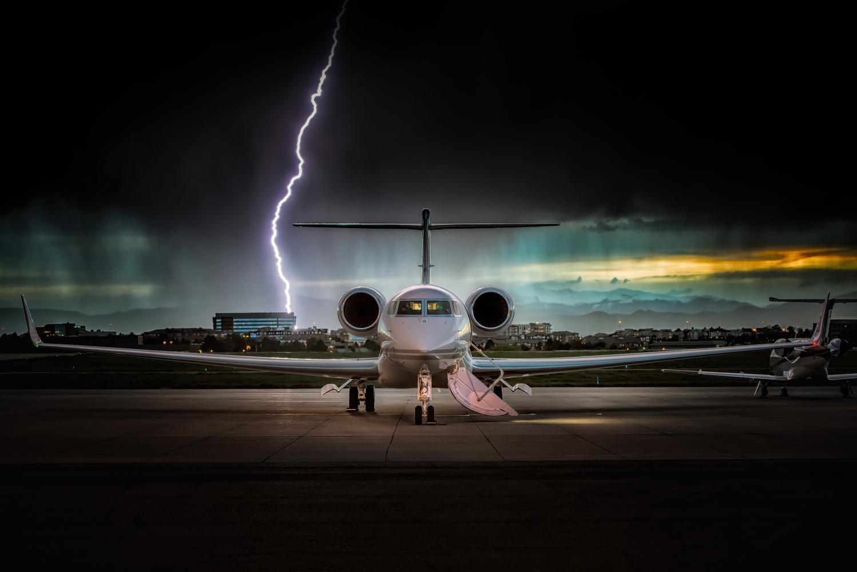 Lightning Bolt by Angelo Bufalino