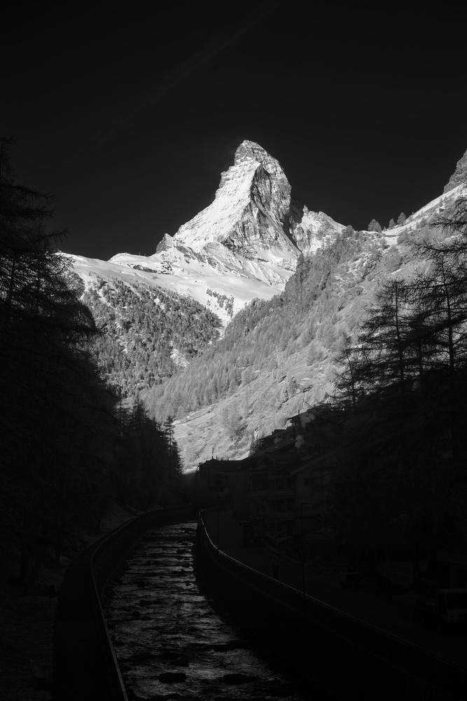 Matterhorn by Edward Noble
