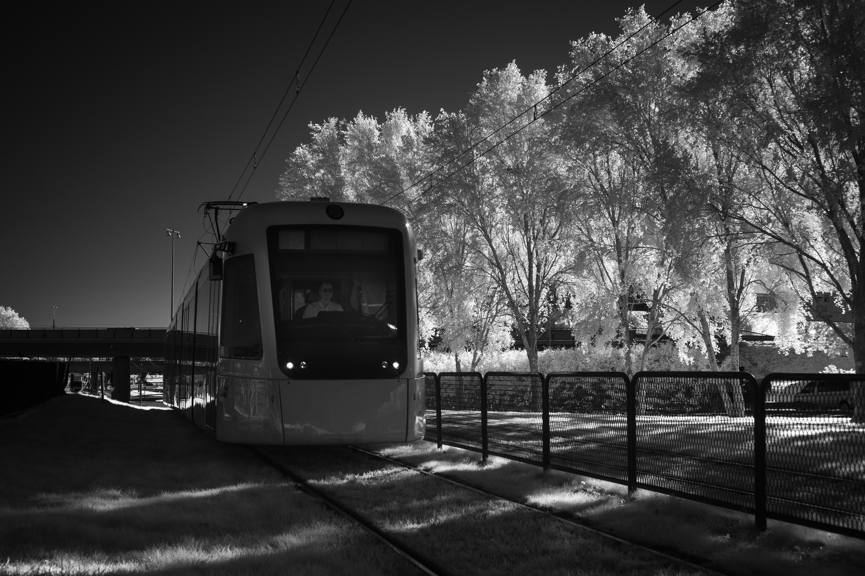 Tram IR by Edward Noble