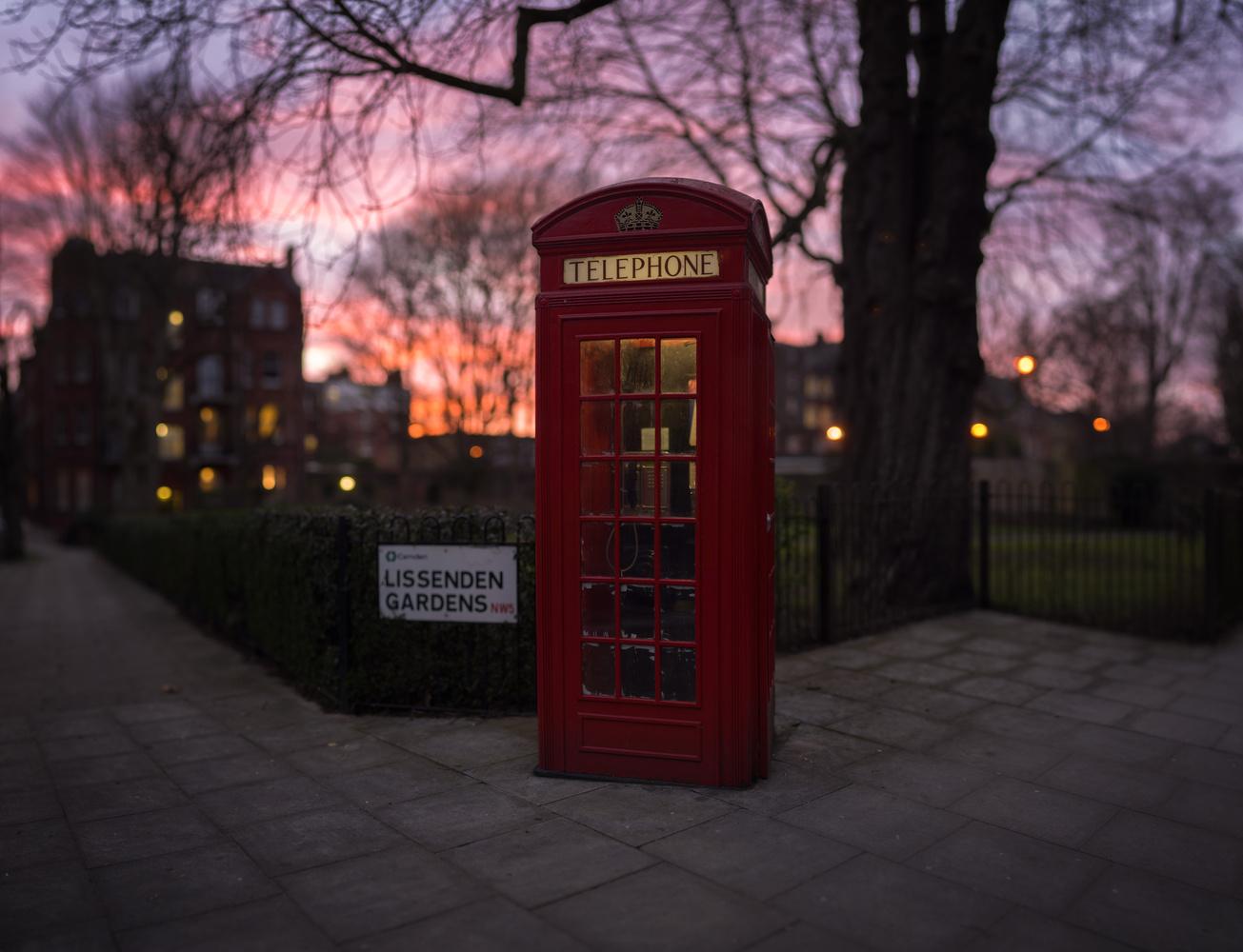 Light Box by Edward Noble