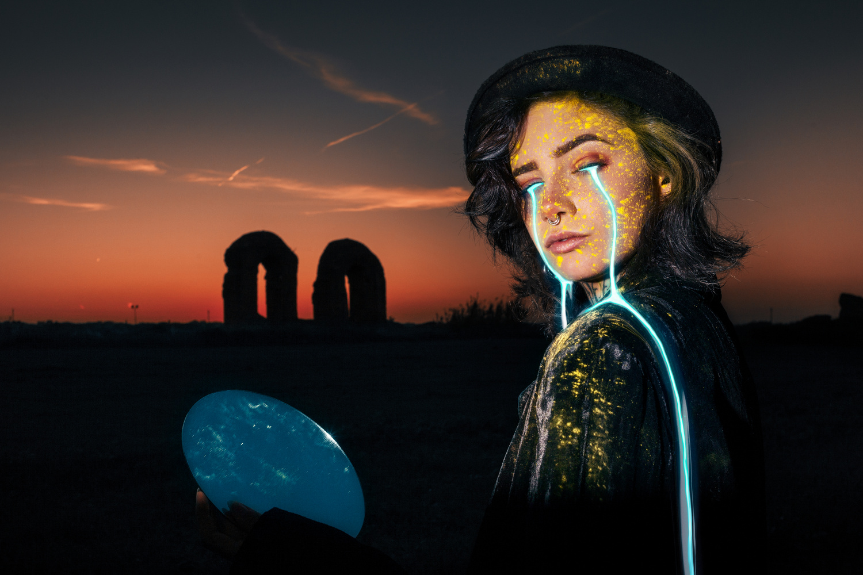 Stolen Moon by Paulina Jowita Koltun