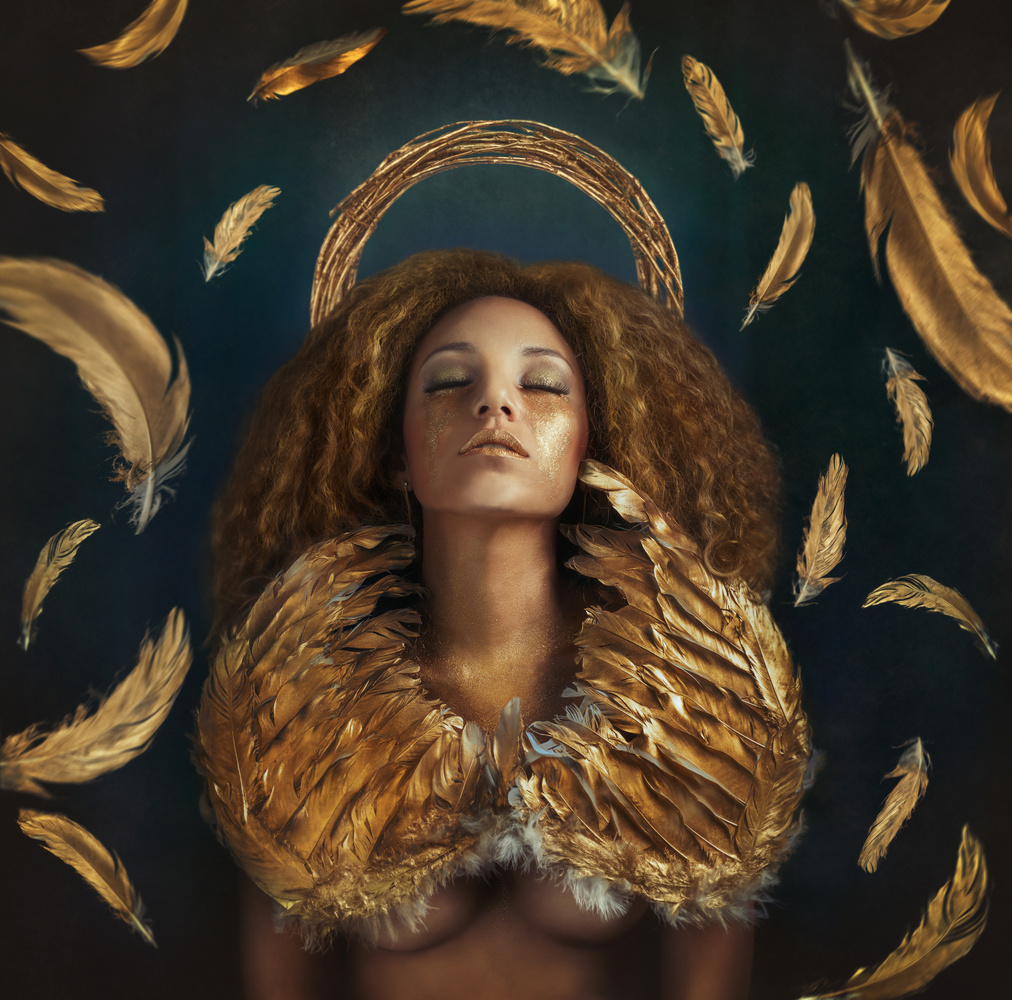 Golden Ego by Paulina Jowita Koltun