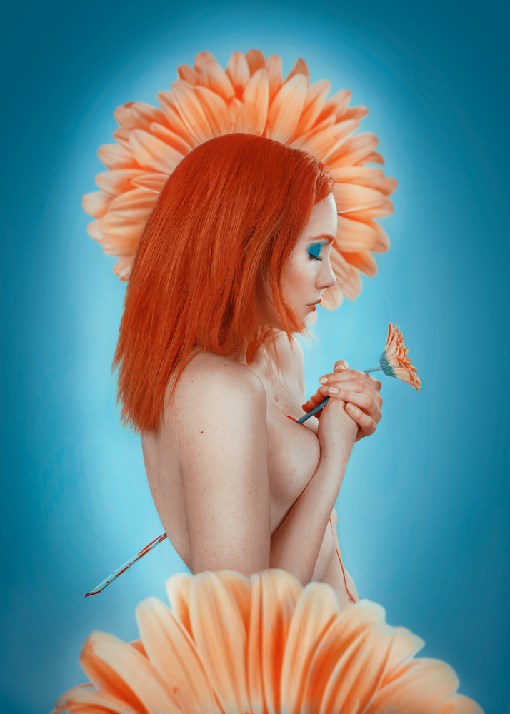 Flower Power by Paulina Jowita Koltun