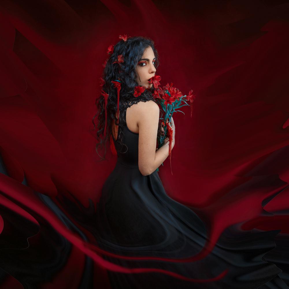 Flower Murder by Paulina Jowita Koltun