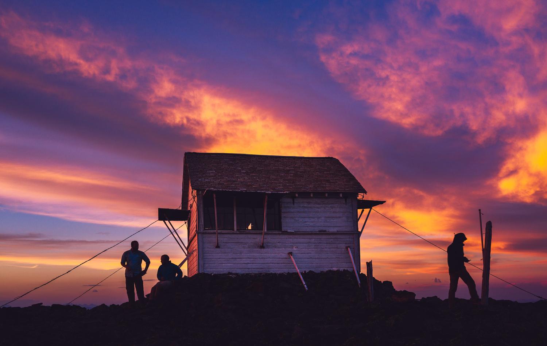 Northwest Peak by TYLER YATES