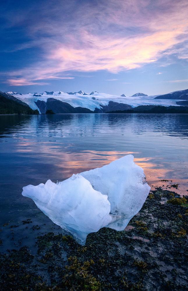 Blackstone Iceberg by TYLER YATES