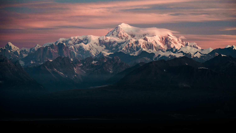 Denali Sunrise by TYLER YATES