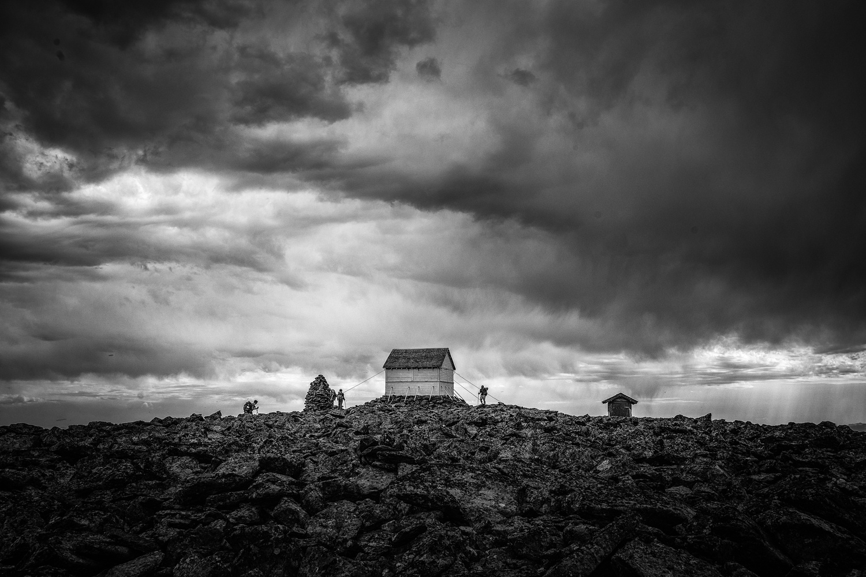Northwest Peak Lookout by TYLER YATES