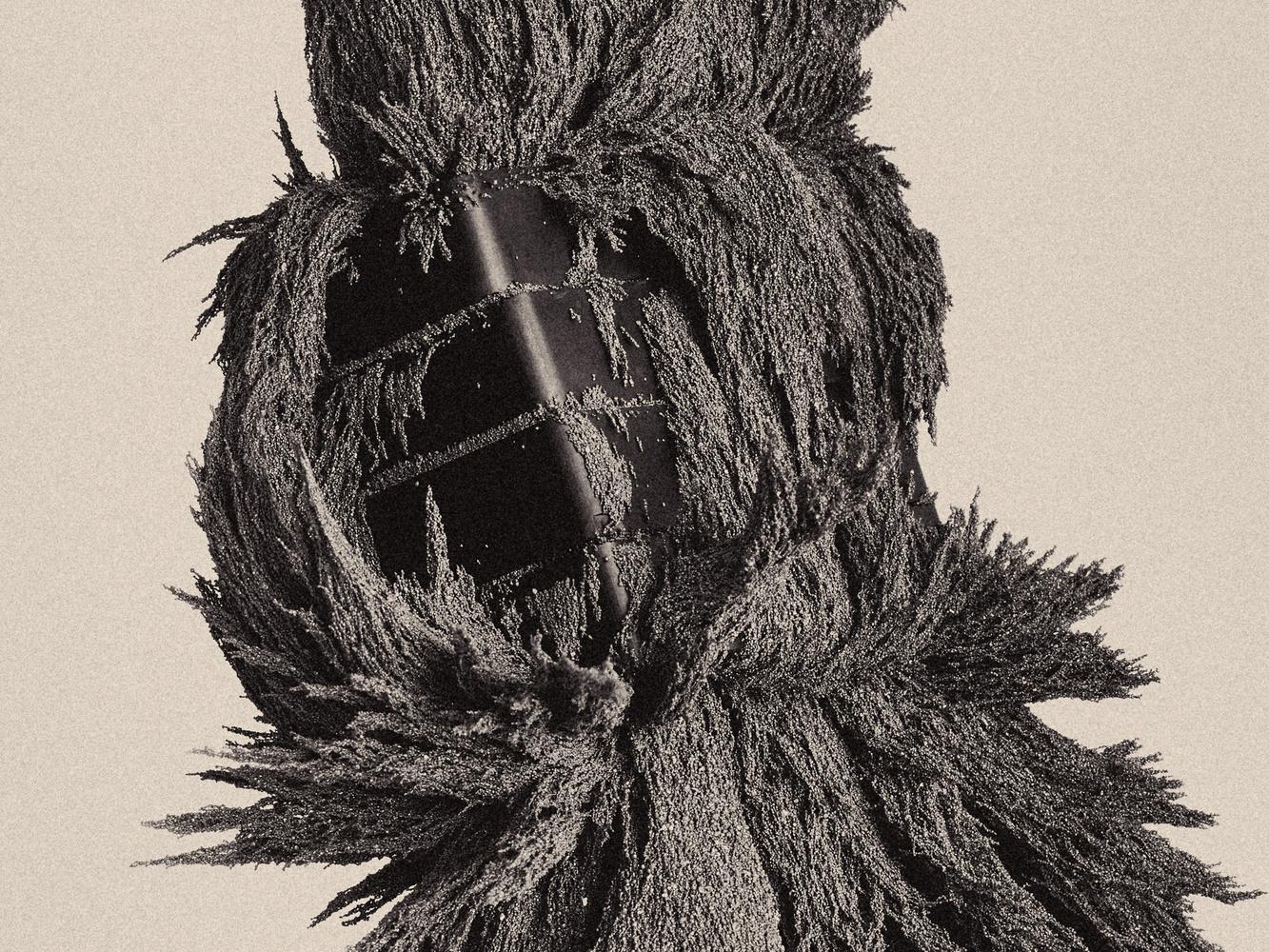 Dark Matter - Detail by Zac Henderson