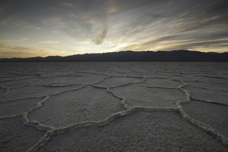 Badwater Basin by James Prunesti