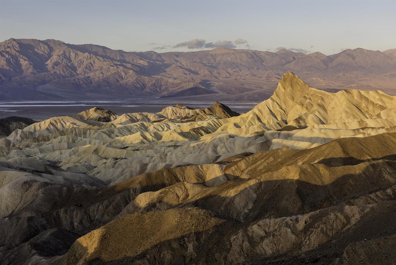 Zabriskie Point - Death Valley National Park by James Prunesti