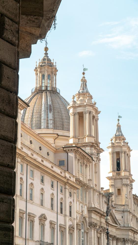 Rome, Italy by Guilherme Checchia