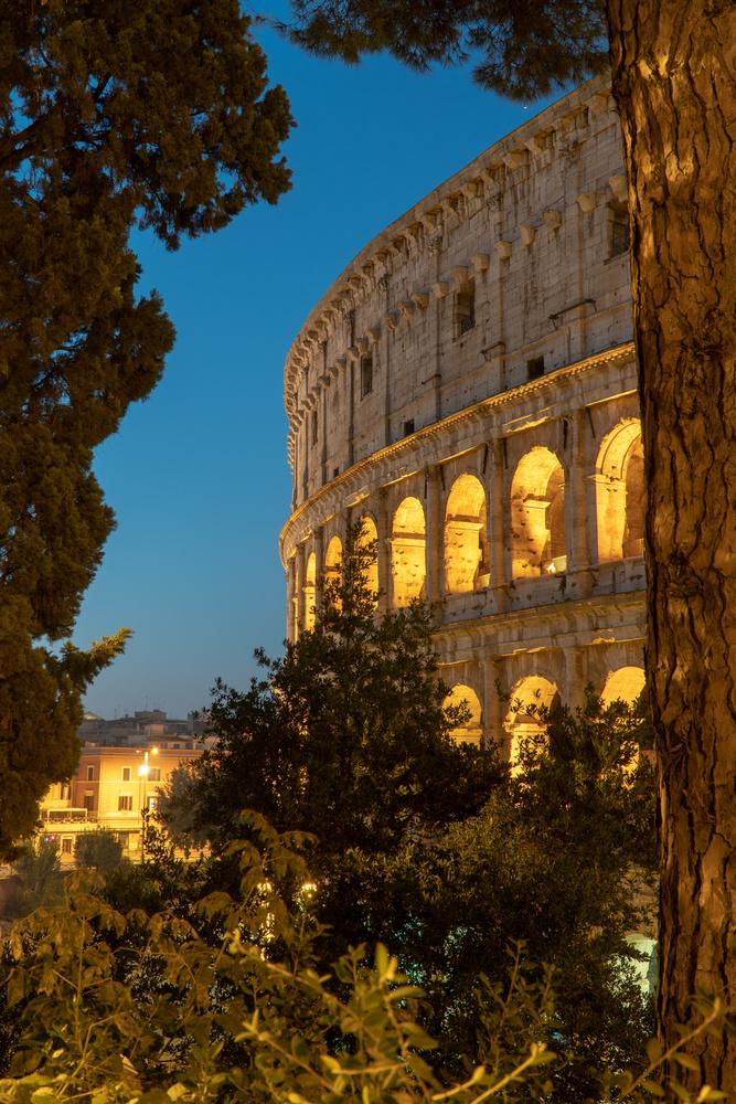 Rome by Guilherme Checchia