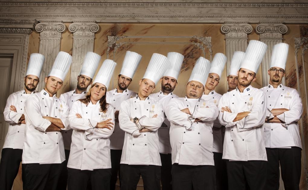 Swedish Chef Team by Johan Westerlind
