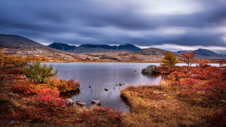 September colors by Hans Jørgen Lindeløff