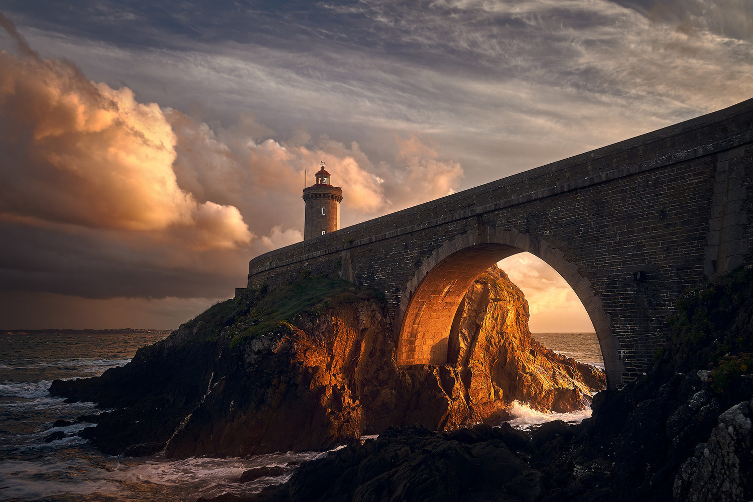 The bridge by denis lomme