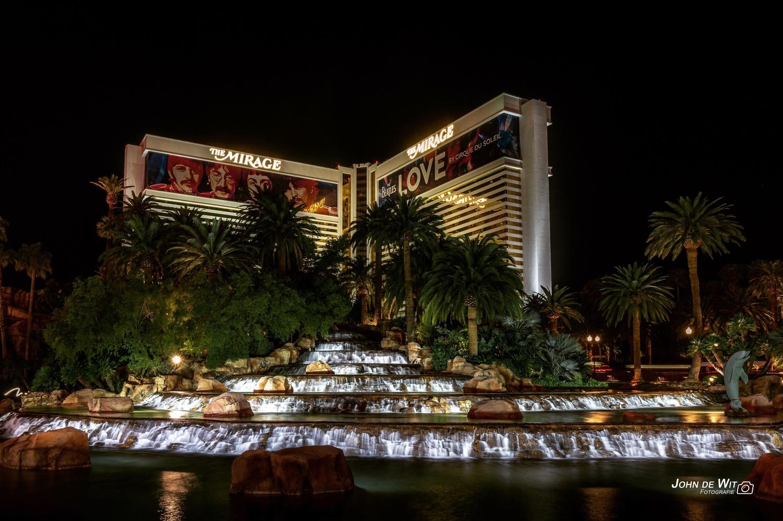 The Mirage, Las Vegas by John de Wit