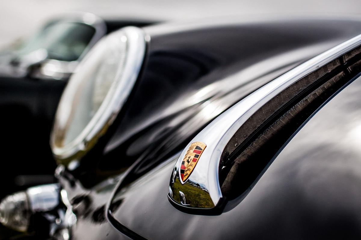 Porsche by Dan Williams