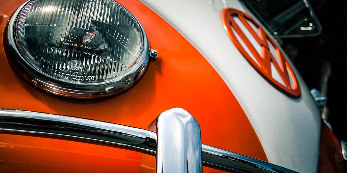 VW Bus by Dan Williams