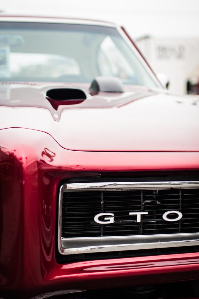 Cherry GTO by Dan Williams