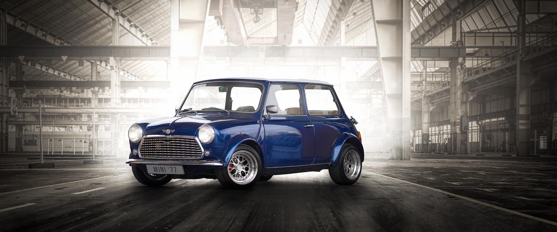 Mini Cooper by Billy Bonaros