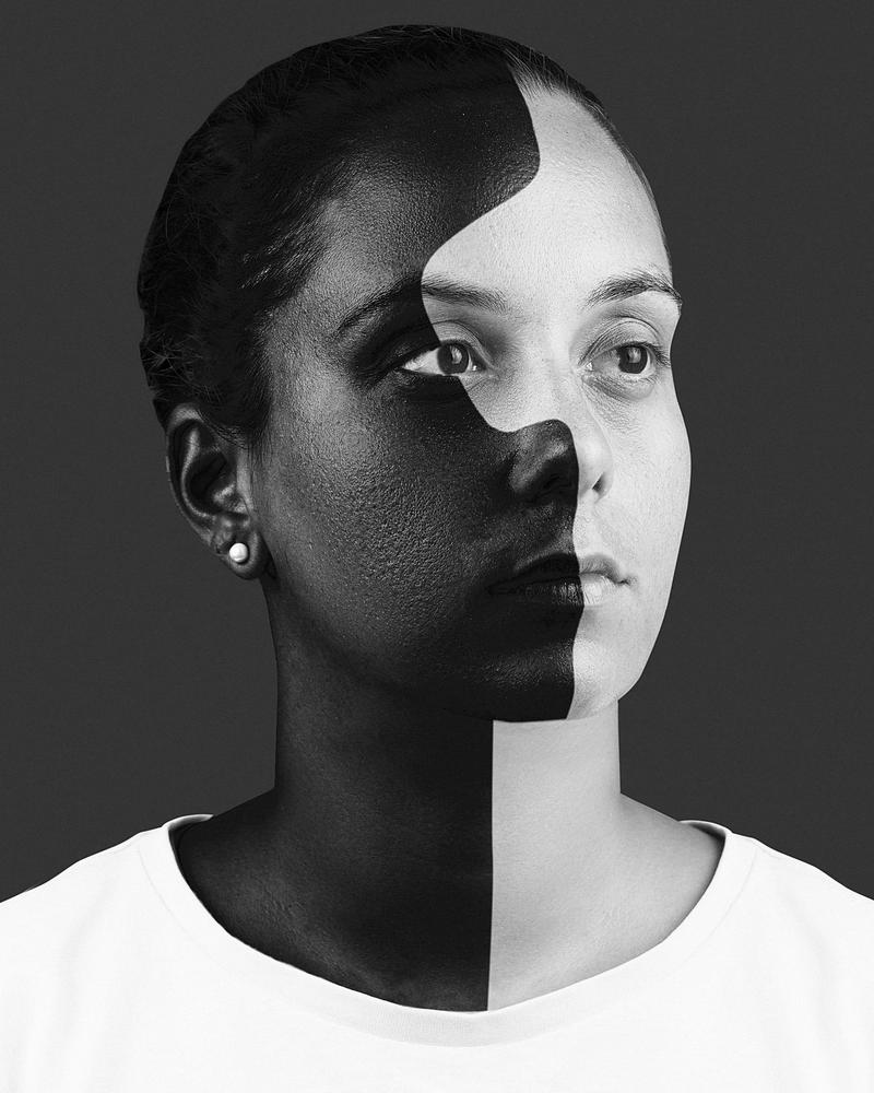 Black and White by Billy Bonaros