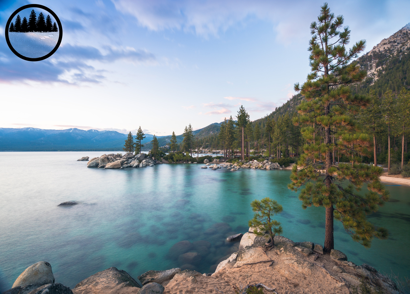 Sand Harbor by Dale Boettcher