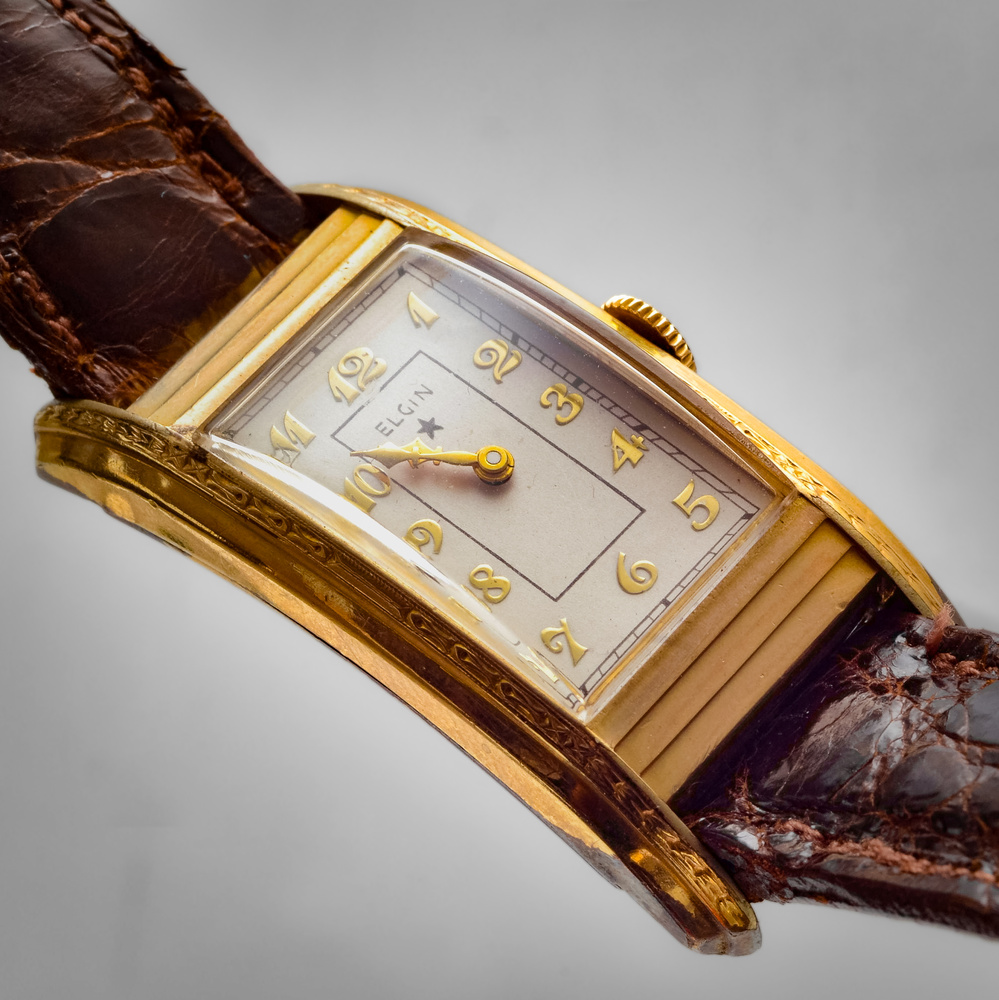 Antique Watch by Carlo Savo