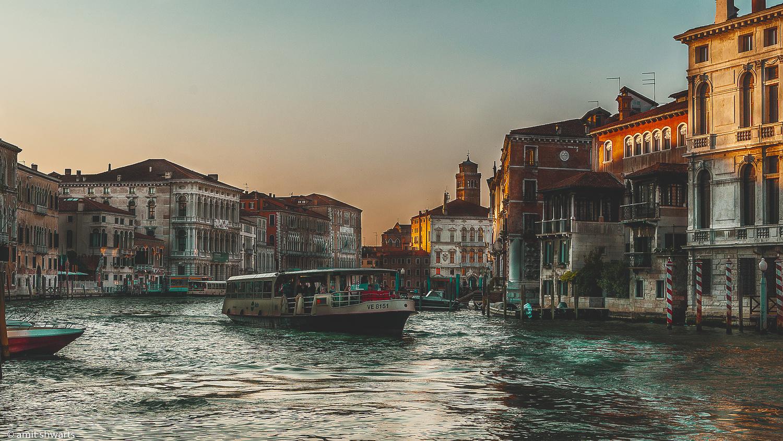 Venice by Amit Shwarts