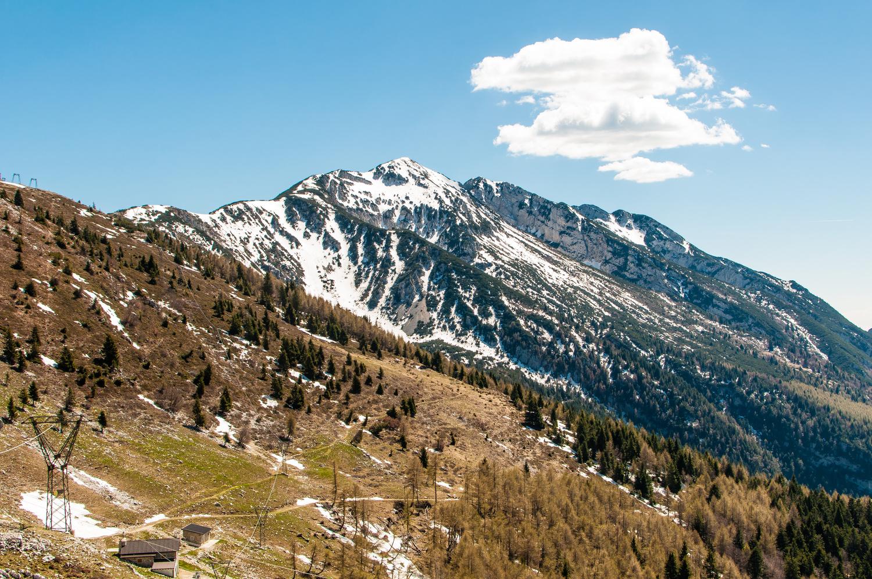 Monte Baldo by Amit Shwarts