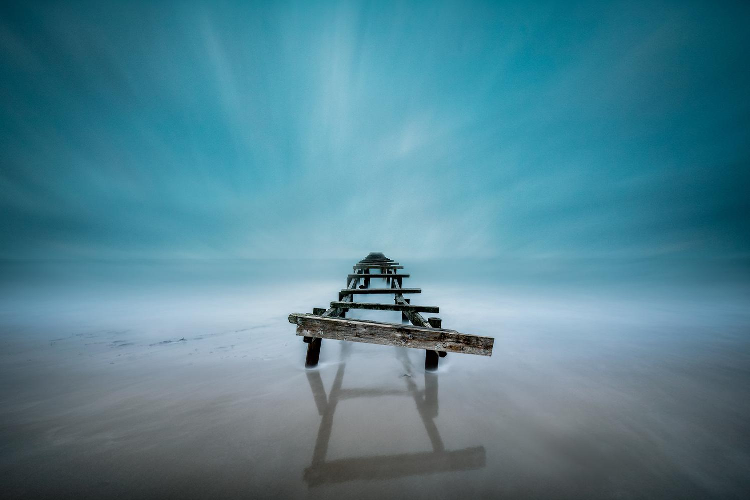Into the unknown by Brian Lichtenstein