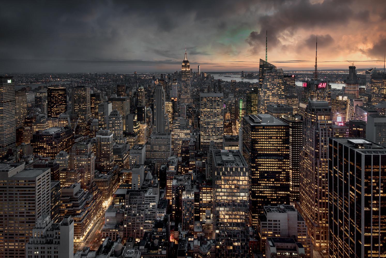 Gotham by Brian Lichtenstein