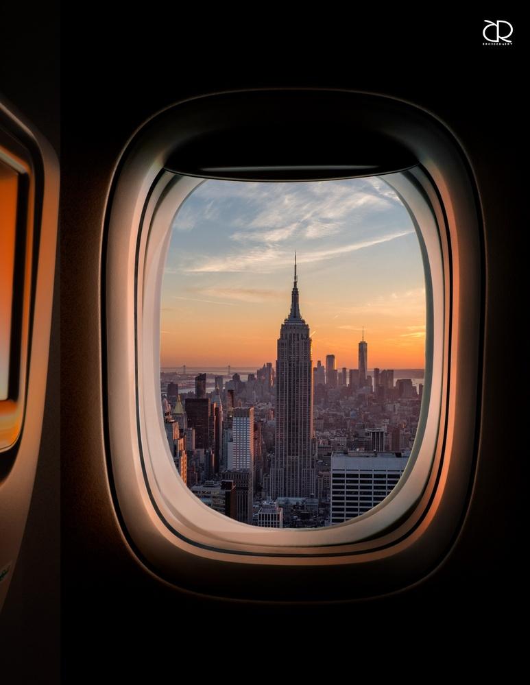 Empire State Building by Reggie Rodrigo
