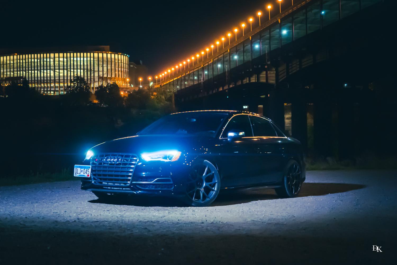 Audi S3 by Dylan Kraft