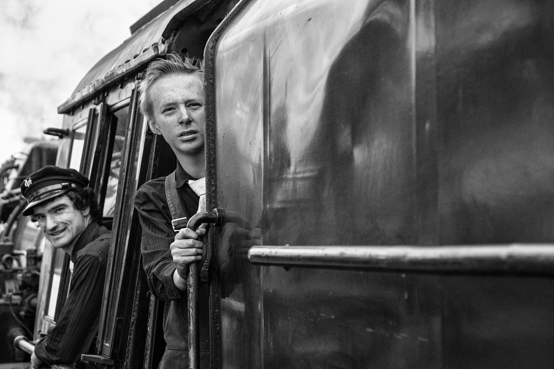 Moving Trains by Josh York
