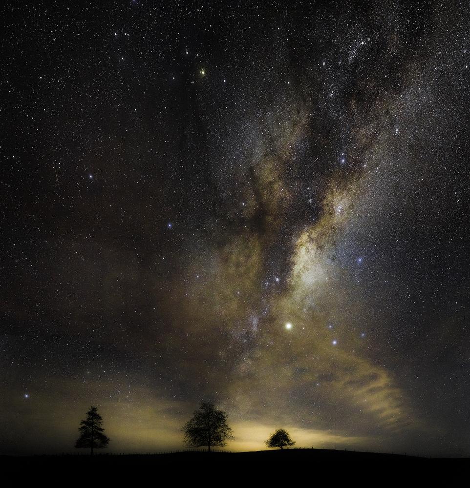 Foggy Night by Josh York