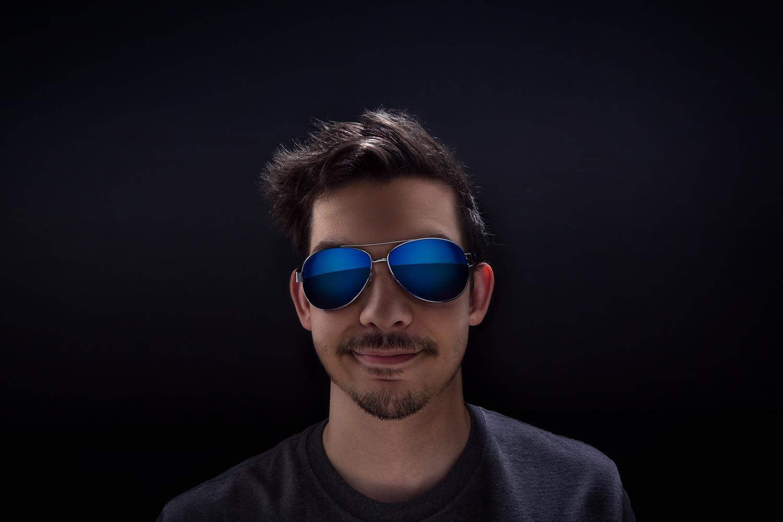 Sunglasses by Warren Carr