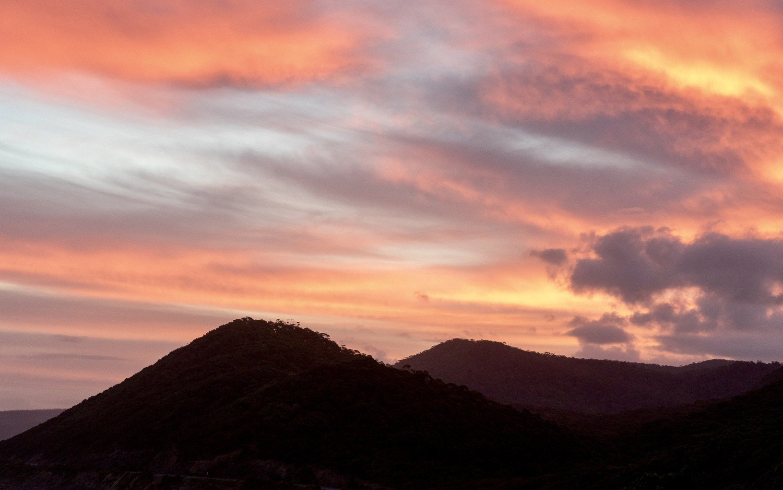 Sunset In Lorne by Ashley Craig