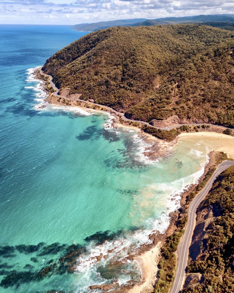 Beautiful Australia, Lorne by Ashley Craig