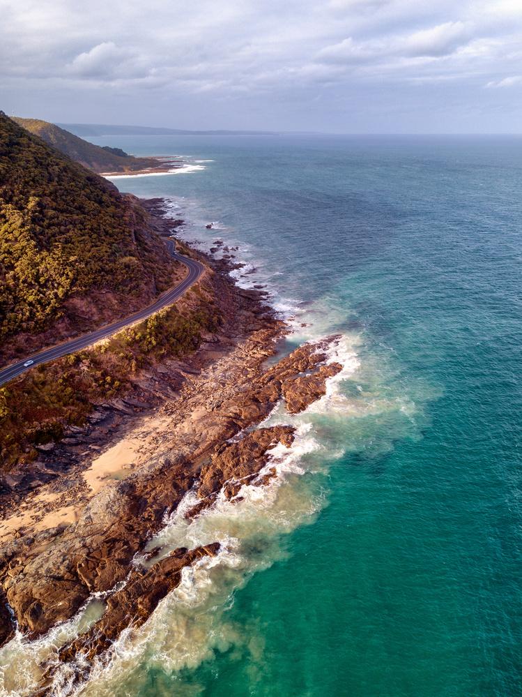 Stunning Coastal Roads by Ashley Craig