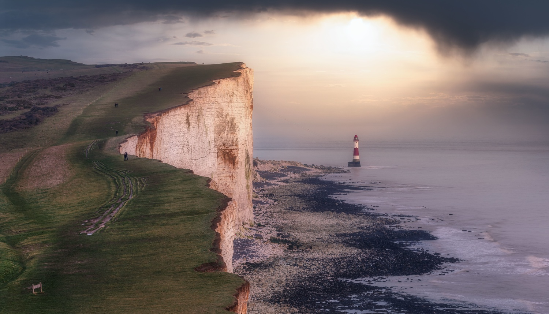 Beachy Head by Richard Beresford Harris