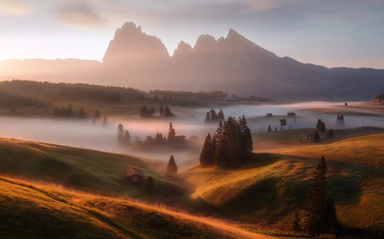 First Light  by Richard Beresford Harris