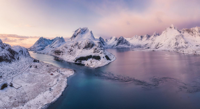 Selfjorden by Richard Beresford Harris