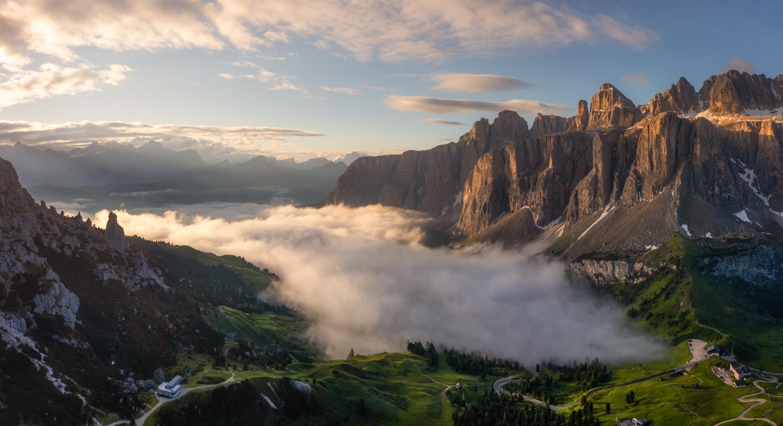 Morning Haze by Richard Beresford Harris