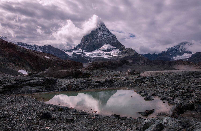Matterhorn Glacier Trail by Richard Beresford Harris