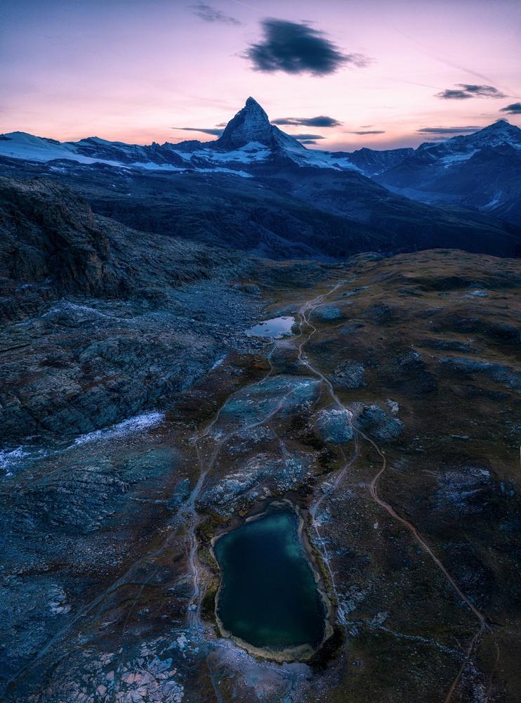 Matterhorn by Richard Beresford Harris
