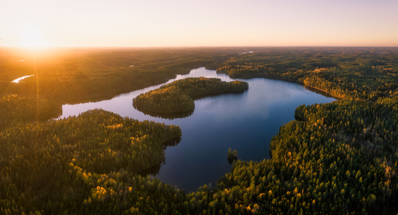 Saarijärvi by Richard Beresford Harris