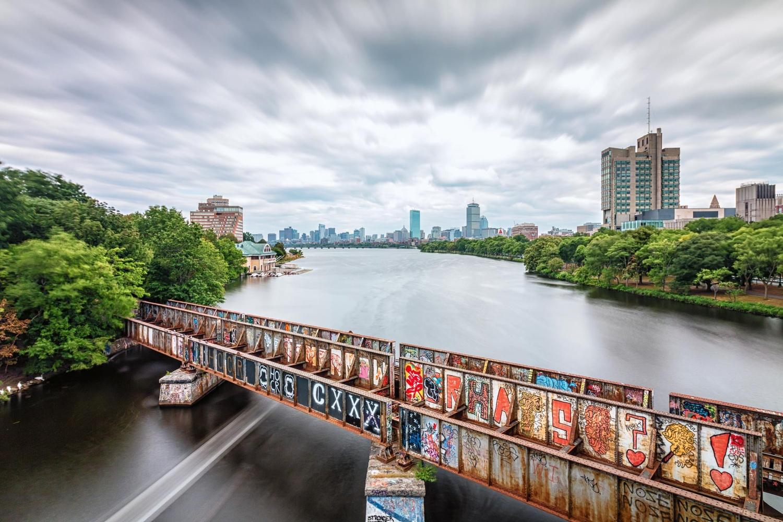 Boston, MA by Mark Brennan
