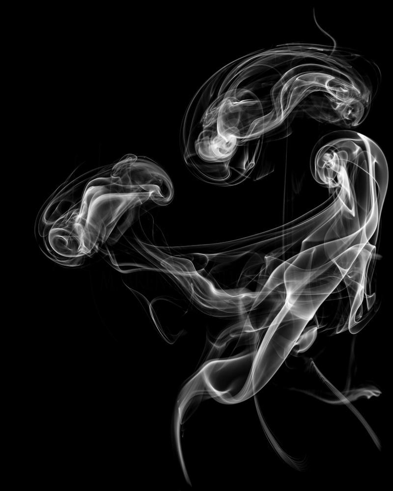 Smoke Dancing by Mark Brennan