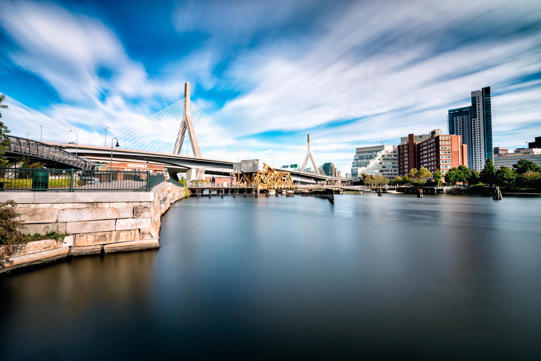 Boston Bridges by Mark Brennan